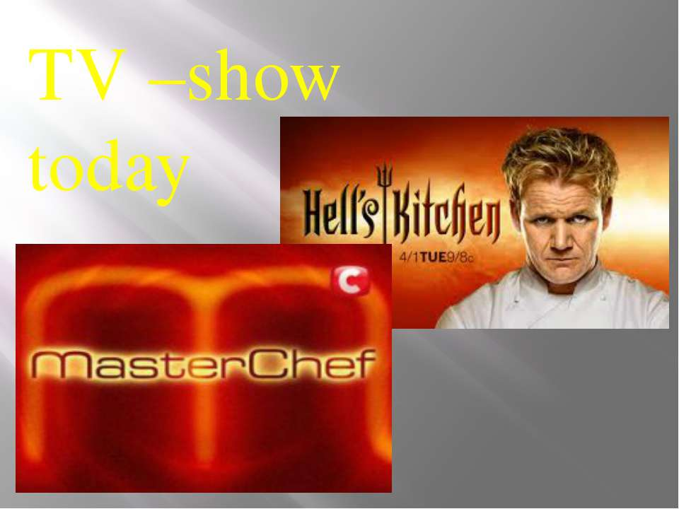 TV –show today