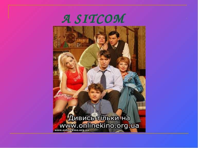 A SITCOM