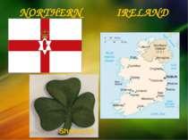 NORTHERN IRELAND Shamrock