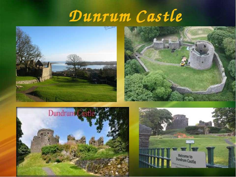 Dunrum Castle