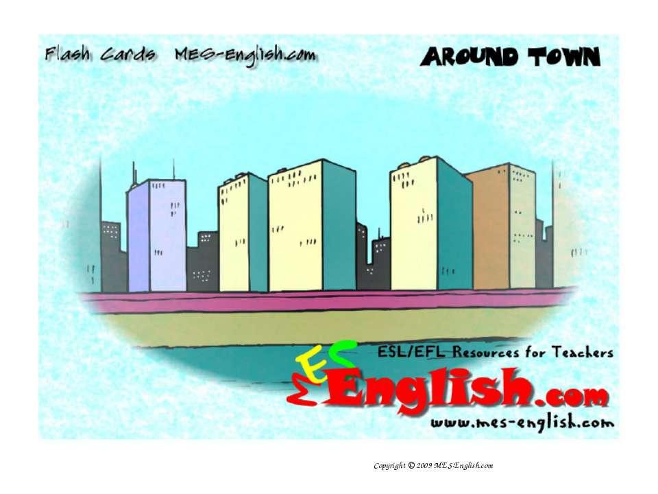Copyright © 2009 MES-English.com