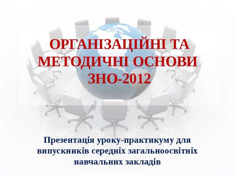 Презентація уроку-практикуму для випускників середніх загальноосвітніх навчал...