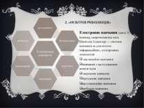 2. «ОСВІТНЯ РЕВОЛЮЦІЯ» Електронне навчання (англ. E-learning, скорочення від ...