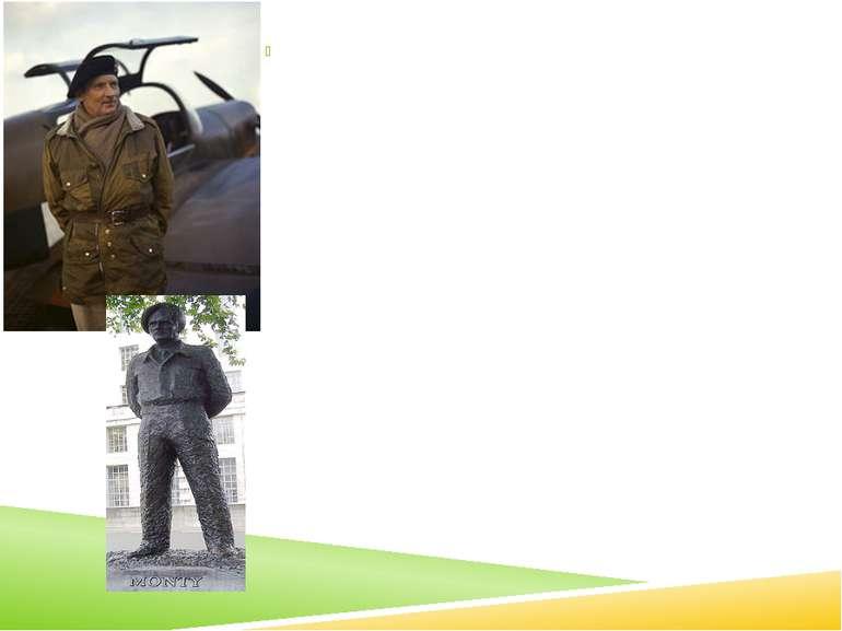 У грудні 1943 року Монтгомері призначається командувачем 21- ю групою армій с...