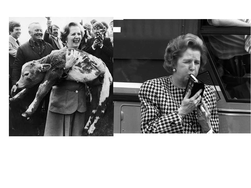1979 Маргарет Тетчер проходить тест на алкоголь.