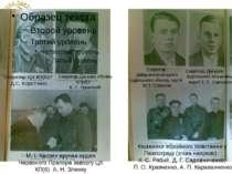 Секретар ЦК КП(б)У Д.С. Коротчено Секретар Дні-кого обкому КП(б)У К. С. Грушо...