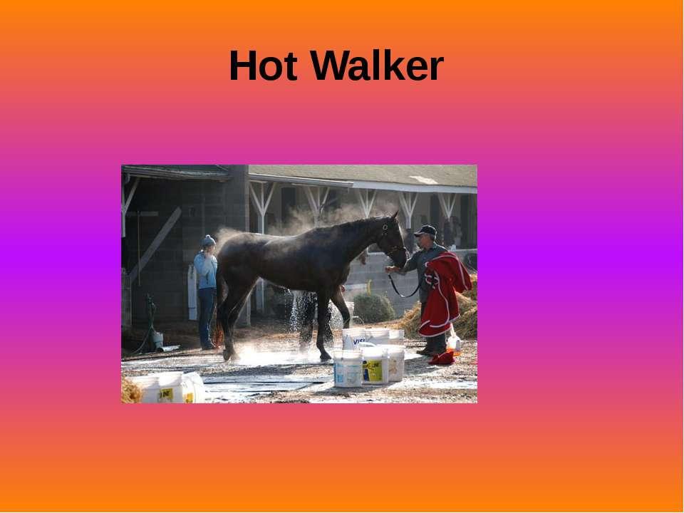 Hot Walker