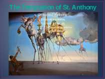 The Temptation of St. Anthony