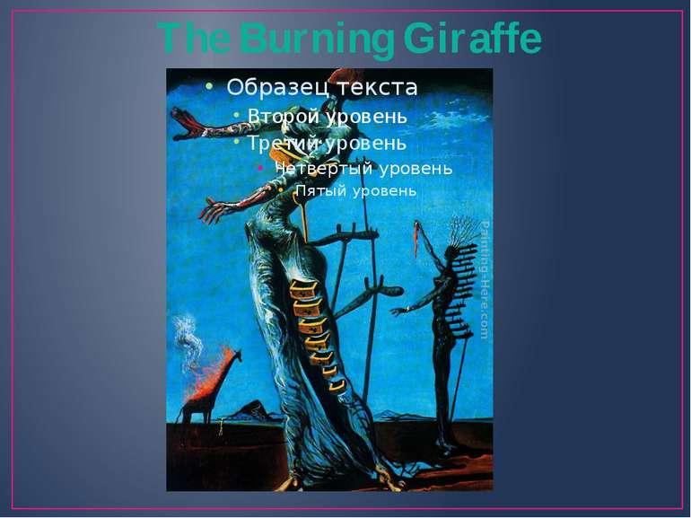 The Burning Giraffe