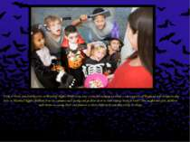 6 Trick or Treat was first known as Mischief Night. Halloween was a time for ...