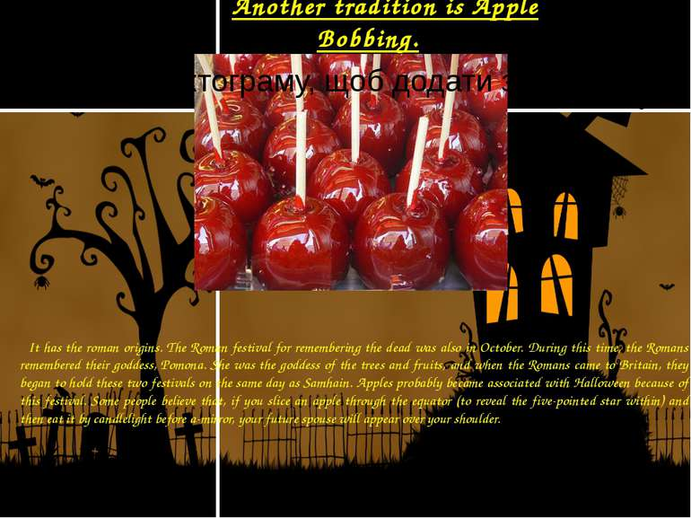 It has the roman origins. The Roman festival for remembering the dead was als...