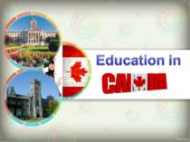 """Education in Canada"""