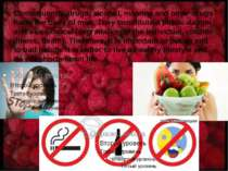 Consequently, drugs, alcohol, nicotine and other drugs harm the body of man. ...
