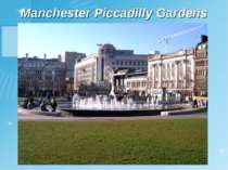 Manchester Piccadilly Gardens