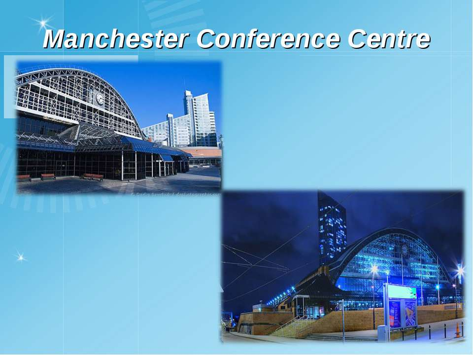 Manchester Conference Centre