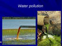 """Water pollution"""