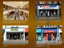 Bluewater is the largest shopping development in Europe, situated at Dartford...