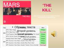 was released as the second single from their second album, A Beautiful Lie. '...