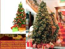 Christmas trees are an integral part of the Christmas decorations in most Bri...