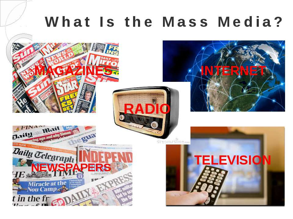 the imporatnt role of mass media essay