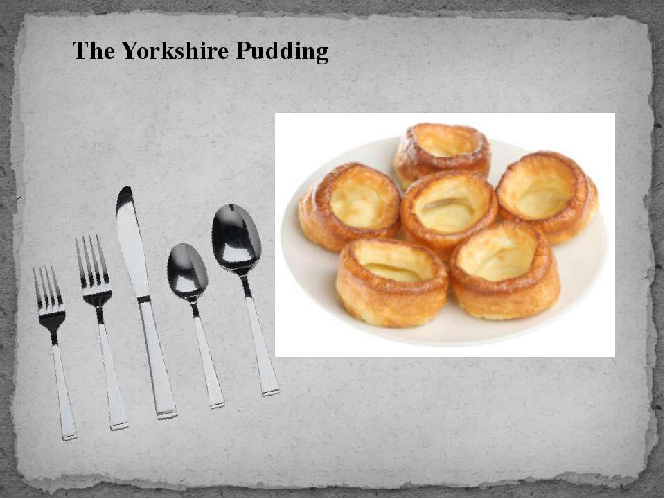 The Yorkshire Pudding