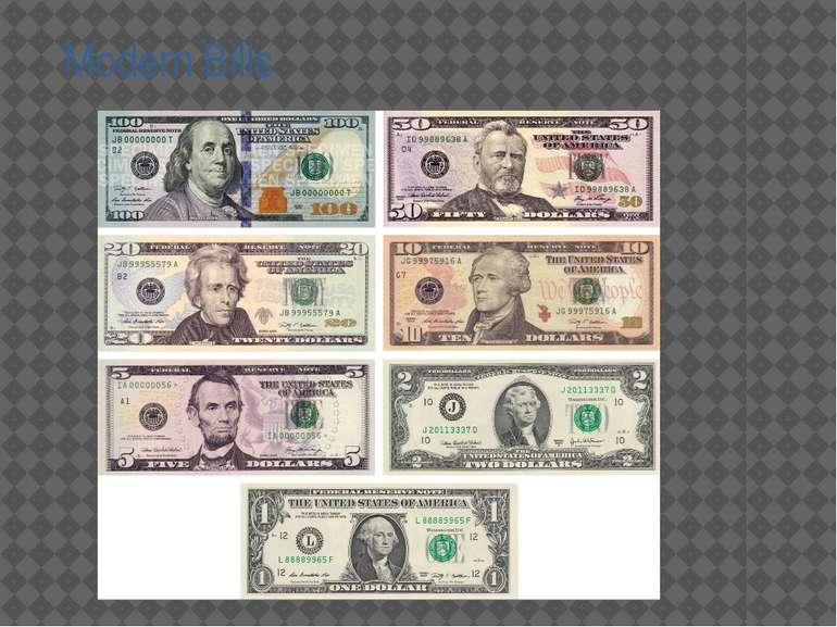 Modern Bills