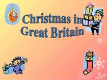 """Cristmas in Great Britain"""
