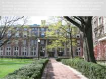 In 1784 it was renamed to Columbia College. During the last half of the 19th ...
