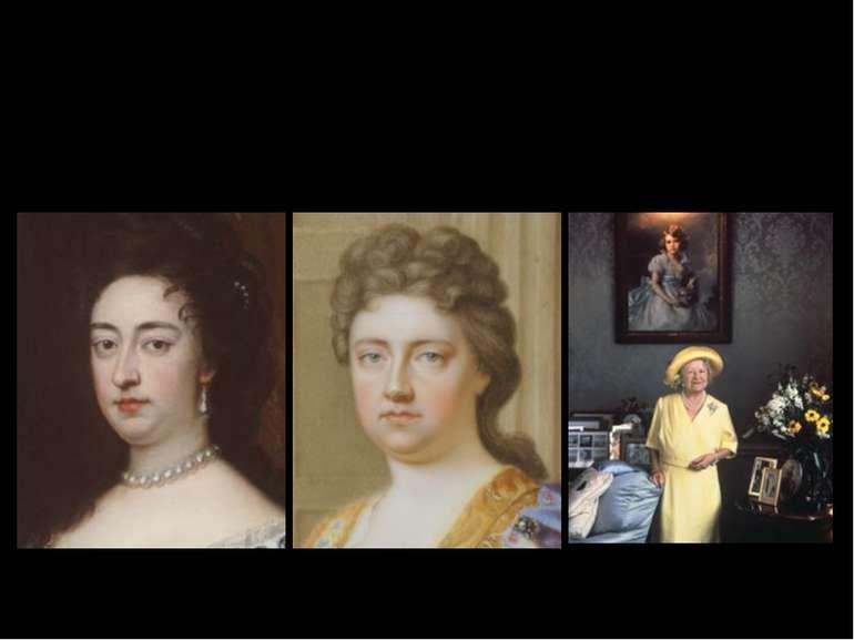 Marry Anne Elizabeth I.