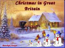 """Christmas in Great Britain"""