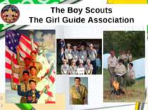 The Boy Scouts The Girl Guide Association