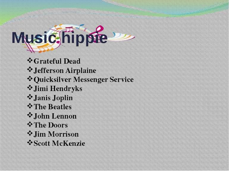 Music hippie Grateful Dead Jefferson Airplaine Quicksilver Messenger Service ...