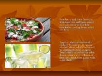 Friholes - a traditional Mexican dish made from red beans, served as a main c...