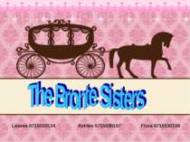 """The Bronte Sisters"""