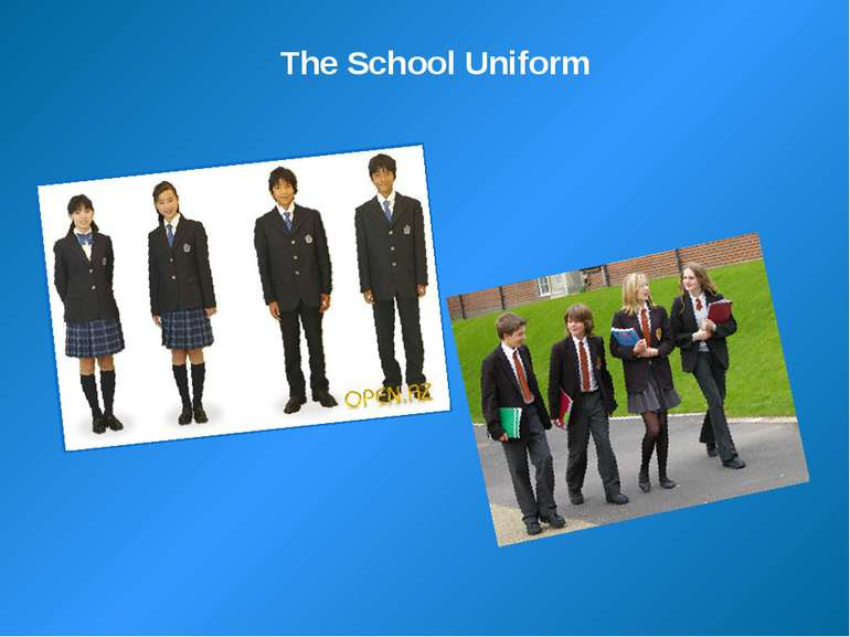 The School Uniform