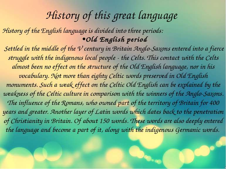 celtic languages essay