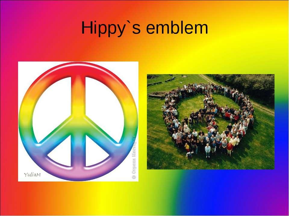 Hippy`s emblem