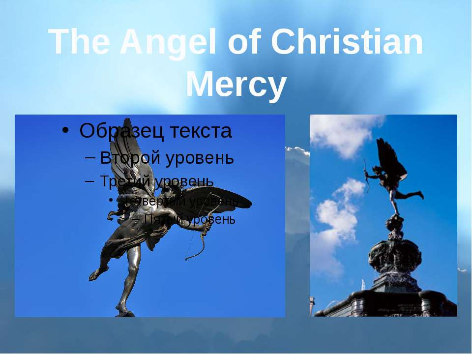 The Angel of Christian Mercy