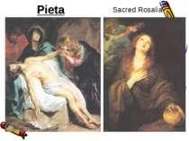 Pieta Sacred Rosalia