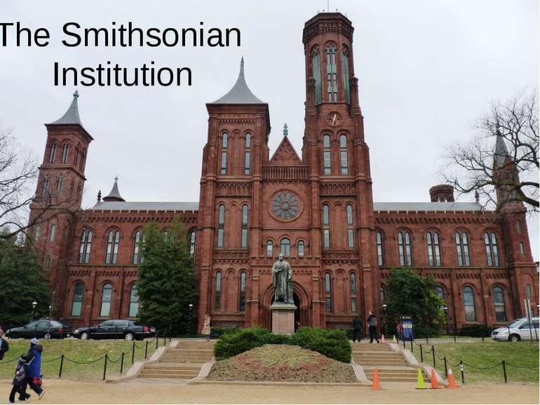 TheSmithsonian Institution