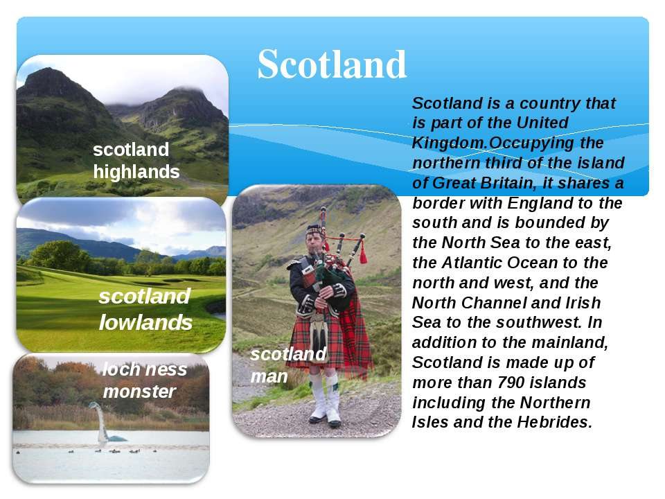 Scotland scotland highlands scotland lowlands loch ness monster scotland man ...