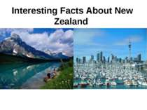 Interesting Facts About New Zealand