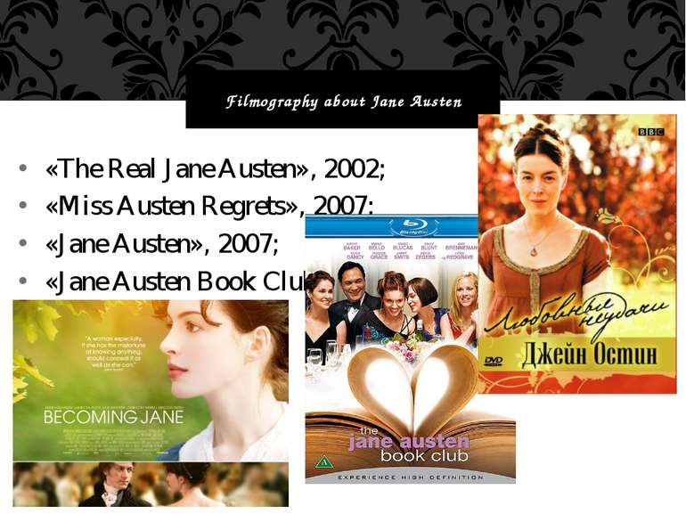 jane austens realism Jane austen's realism topics: jane austen jane thinks the prerequisite of marriage is that they should love each other the other one is lydia and wickham.