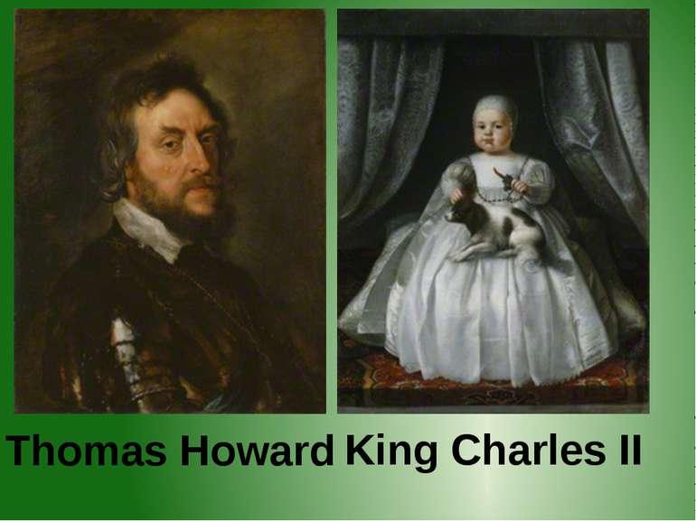 Thomas Howard King Charles II