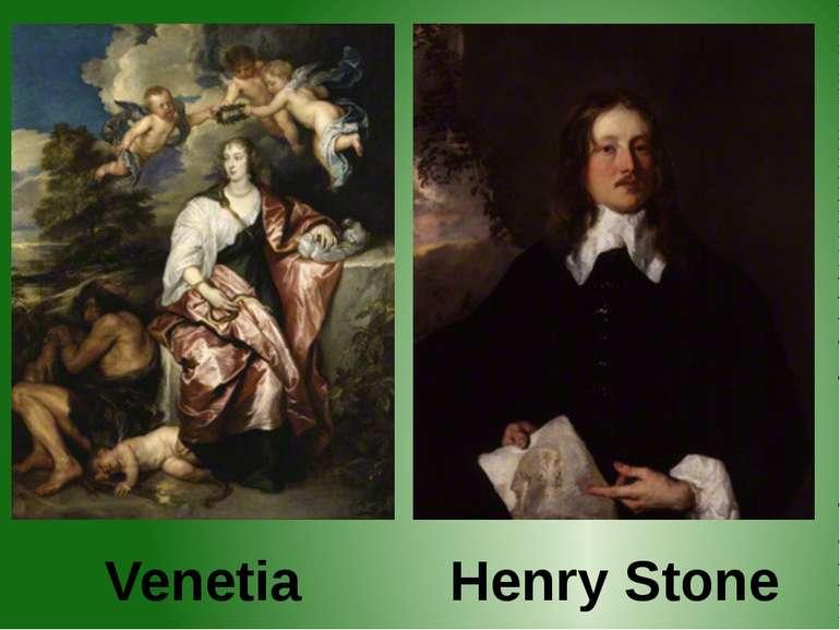 Venetia Henry Stone