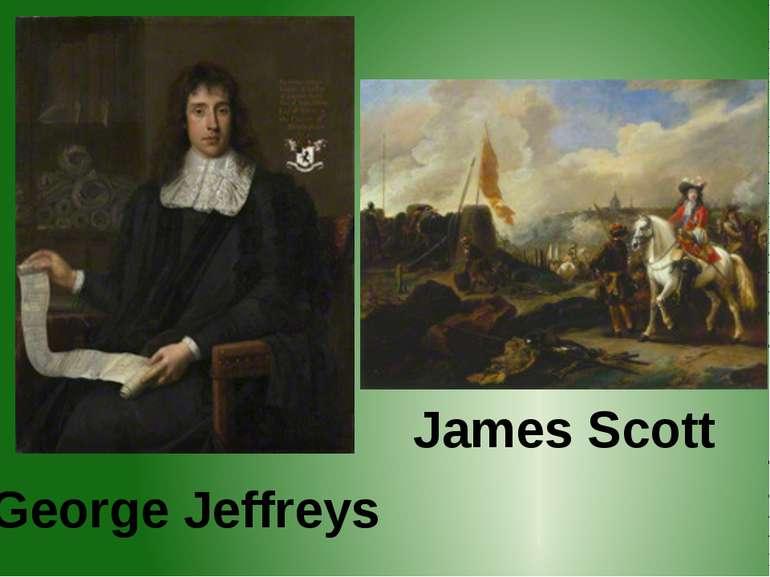 George Jeffreys James Scott
