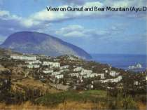 View on Gursuf and Bear Mountain (Ayu Dag)