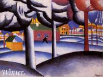 Winter, 1909