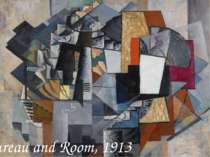 Bureau and Room, 1913