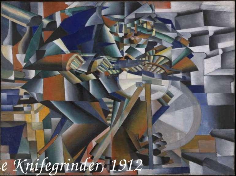 The Knifegrinder, 1912